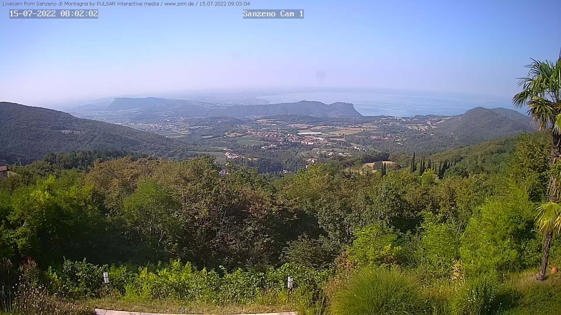 Webcam San Zeno di Montagna